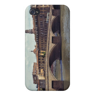 Europe, Italy, Florence. The Arno River flows iPhone 4/4S Cases
