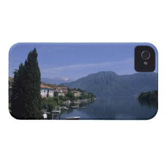 Europe, Italy, Lake Como, Tremezzo. Northern iPhone 4 Case-Mate Case