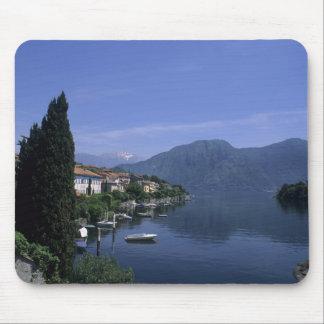 Europe, Italy, Lake Como, Tremezzo. Northern Mousepad