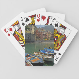 Europe, Italy, Liguria region, Cinque Terre, 2 Playing Cards