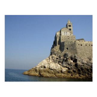 Europe, Italy, Portovenere aka Porto Venere. 3 Postcard