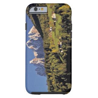 Europe, Italy, San Pietro. The Odle Group seem Tough iPhone 6 Case