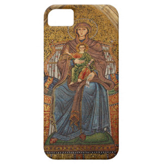Europe, Italy, Sicily, Taormina. Madonna & child Barely There iPhone 5 Case