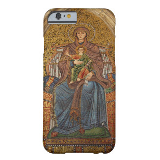 Europe, Italy, Sicily, Taormina. Madonna & child Barely There iPhone 6 Case