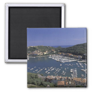 Europe, Italy, Tuscany, Porto Ercole, View of Magnet