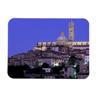 Europe, Italy, Tuscany, Siena. 13th C. Duomo and Magnet