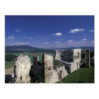Europe, Slovakia, East Slovakia, Spis Region, Postcard