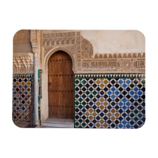 Europe, Spain, Andalusia, Granada, Alhambra Magnet