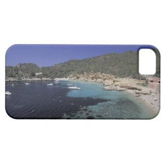 Europe, Spain, Balearics, Ibiza, Cala Salada. iPhone 5 Cases