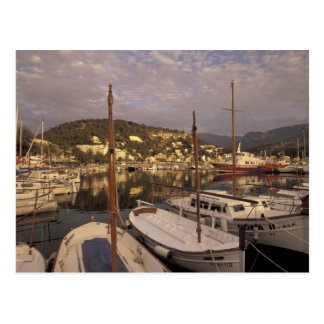 Europe, Spain, Balearics, Mallorca, Port de Postcard