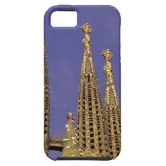 Europe, Spain, Barcelona Sagrada Familia iPhone 5 Case