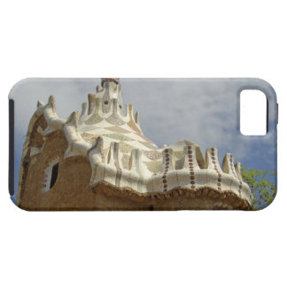 Europe, Spain, Catalunya, Barcelona. Park Guell, 2 iPhone 5 Cases