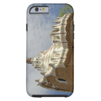 Europe, Spain, Catalunya, Barcelona. Park Guell, 2 Tough iPhone 6 Case