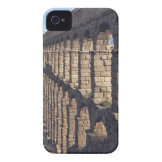 Europe, Spain, Segovia. Late light casts shadows iPhone 4 Cover
