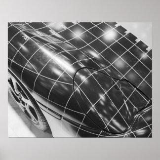 Europe, Switzerland, Geneva. Geneva Motor Show; 3 Poster