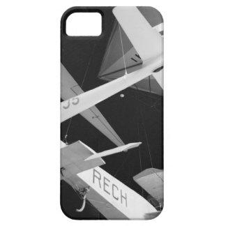 Europe, Switzerland, Lucerne. Aerial glider iPhone 5 Case