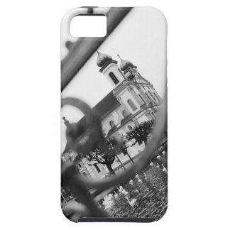 Europe, Switzerland, Lucerne. Jesuit church iPhone 5 Cover