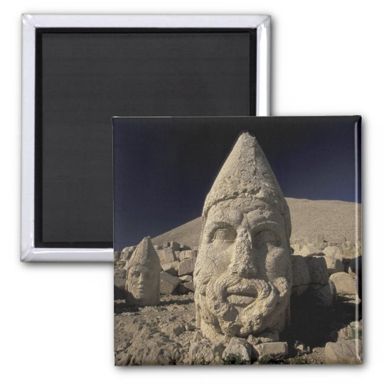 Europe, Turkey, Kurdi. Nemrut Dagh. Magnet
