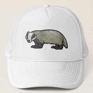 European Badger Cap