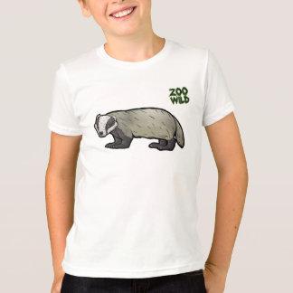 European Badger T-Shirt