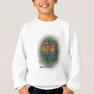 European Bee Eater - Original Art by Marsha Friedm Sweatshirt