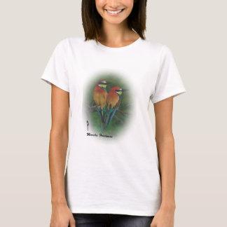 European Bee Eater - Original Art by Marsha Friedm T-Shirt