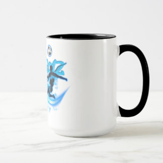 European championship-cup mug