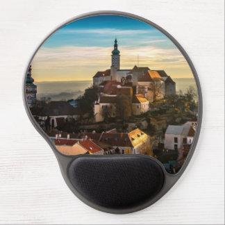European city gel mouse pad