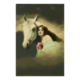 European Equine Photo Art 3 Poster