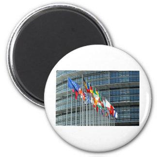 European Flags Magnet