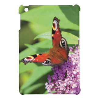 European Peacock Butterfly iPad Mini Cover