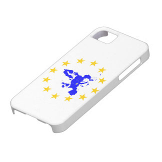 European union barely there iPhone 5 case