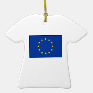 European Union - EU Flag Christmas Tree Ornament