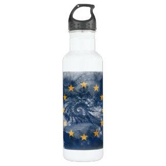 European Union Flag 710 Ml Water Bottle