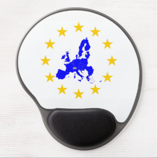 European union gel mouse pad