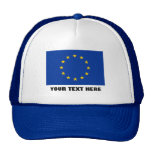 European Union hat | Blue EU Europe Europa flag