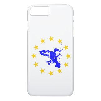 European union iPhone 8 plus/7 plus case
