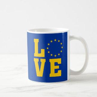 European Union LOVE mug