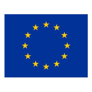 European Union Postcard