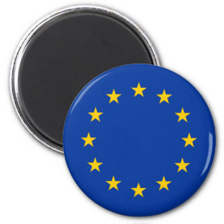 European Union Stars Magnet