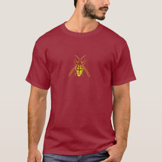 European Wasp Silhouette T-Shirt