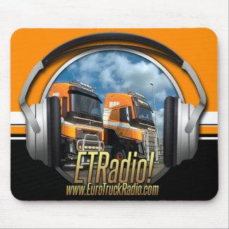 EuroTruck Radio Mousepad