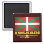 Euskadi (Basque Country) Refrigerator Magnets