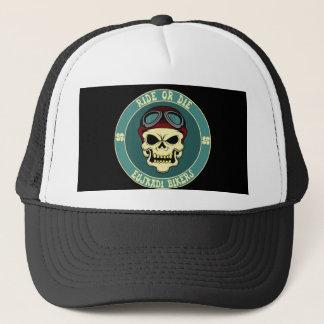 Euskadi bikers trucker hat