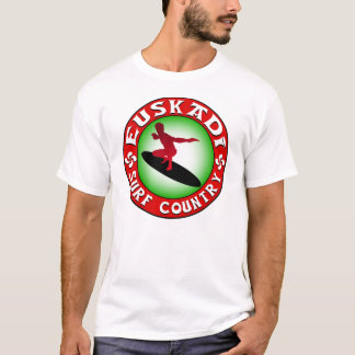 euskadi surfing T-Shirt