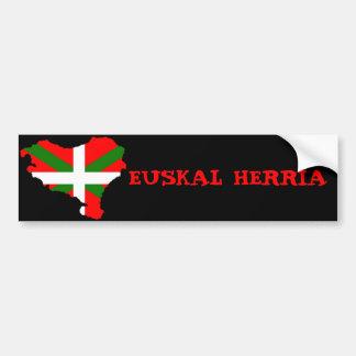 Euskal Herria Bumper Sticker