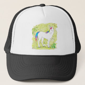 EusticeUnicorn Trucker Hat