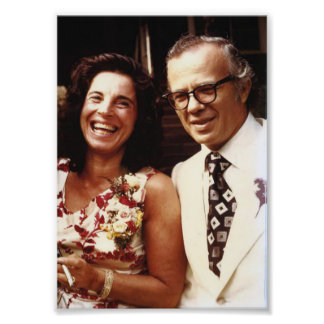 Eva and John Pierrakos Photo Print