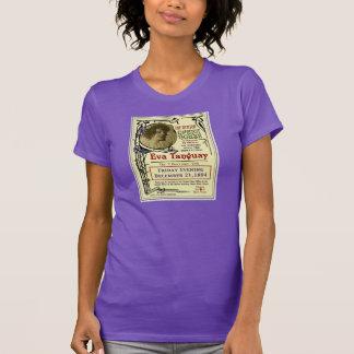 Eva Tanguay Keator Opera House Art Nouveau Poster T-shirt