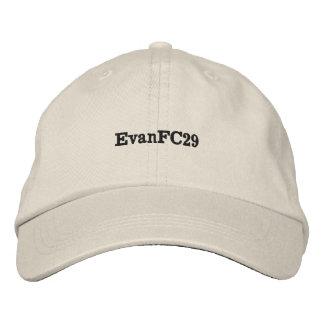 Evan FC 29 cap